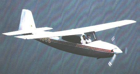 The Stallion homebuilt aircraft